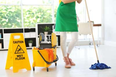 Janitorial Supplies Category Image