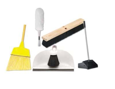 Brooms, Brushes, Dusters and Mops Category Image