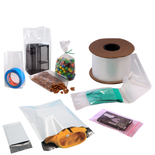 Poly Bags and Sheeting Category Image