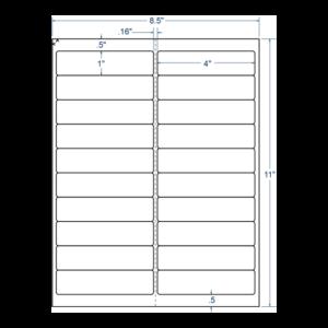 Label Sheets