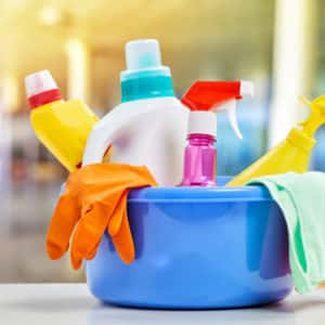 Cleaning Supplies & Equipment